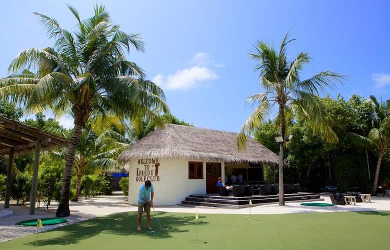 Kuredu Island Resort - Sport - 24