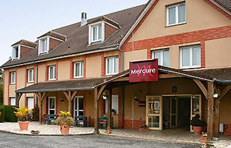 Mercure Alencon - Hotel - 0