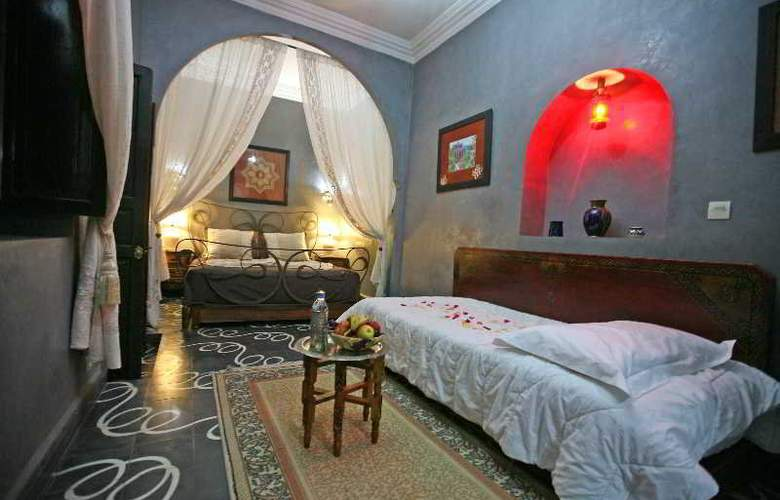 Riad Ain Marrakech - Room - 9