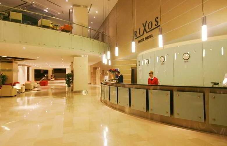 Rixos Hotel Konya - General - 1