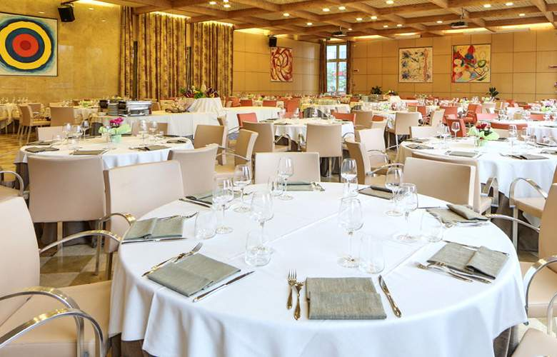 Crowne Plaza Padova - Restaurant - 3