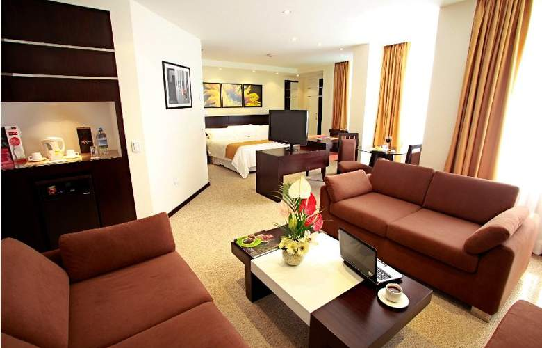 Mercure Hotel Alameda Quito - Room - 12