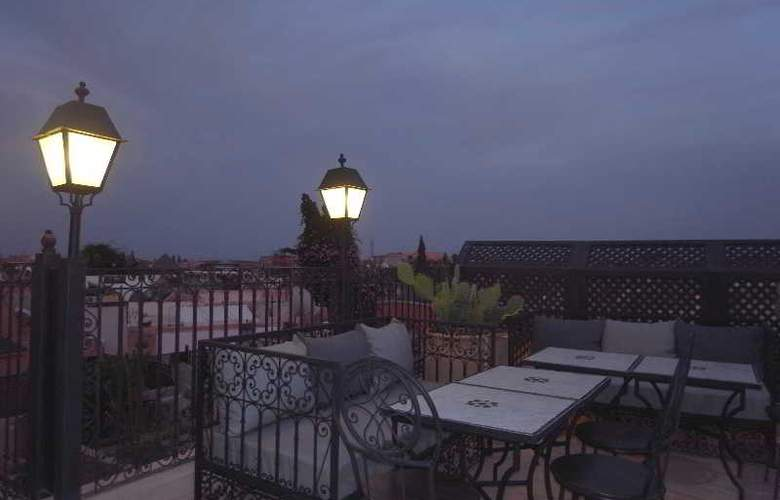 Riad Bazaar Cafe - Terrace - 13