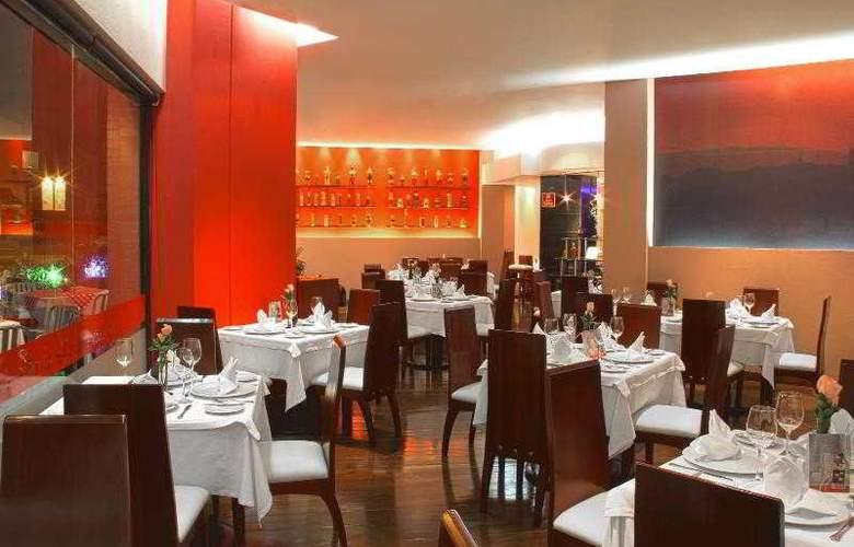 Sheraton Bogotá - Restaurant - 33
