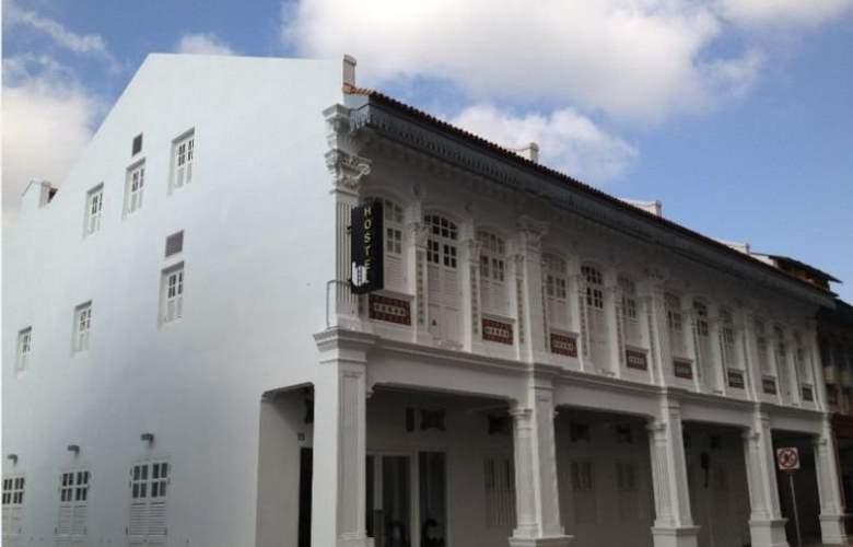Bunc@Radius Hostel - Hotel - 0