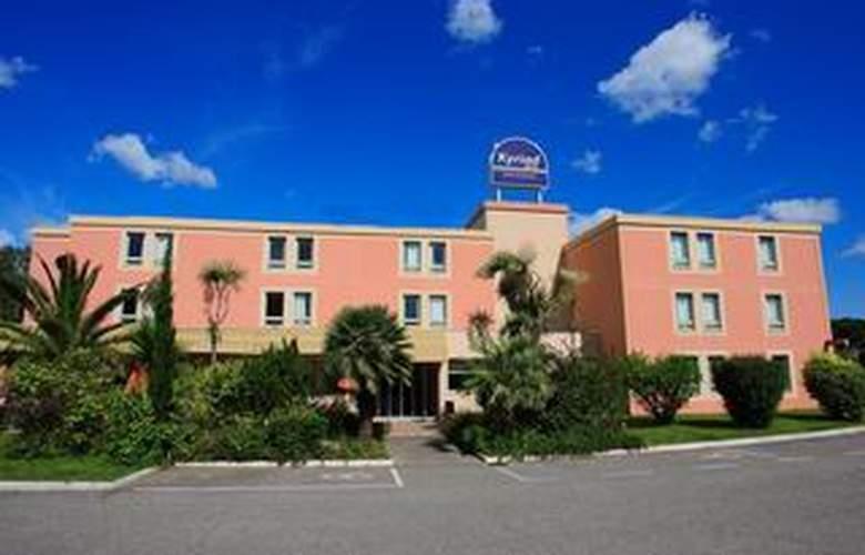 Kyriad Marseille - Les Pennes Mirabeau Aéroport - Hotel - 0