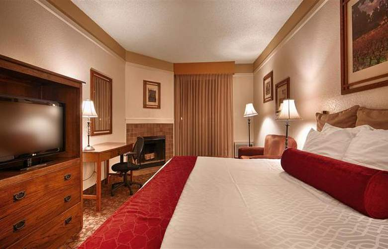 Best Western Sonoma Valley Inn & Krug Event Center - Room - 102