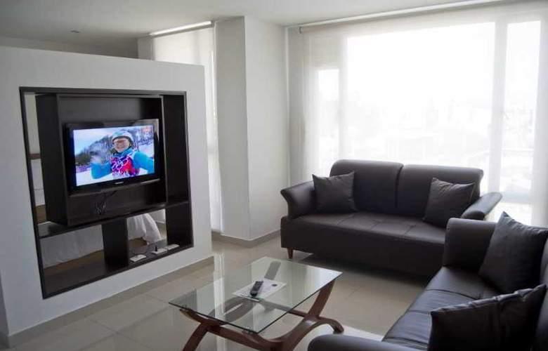 Apartahotel 122 Plaza - Room - 10