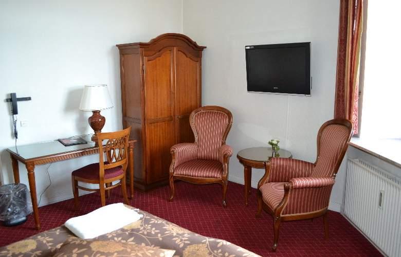 Ansgar Odense Hotel - Room - 8