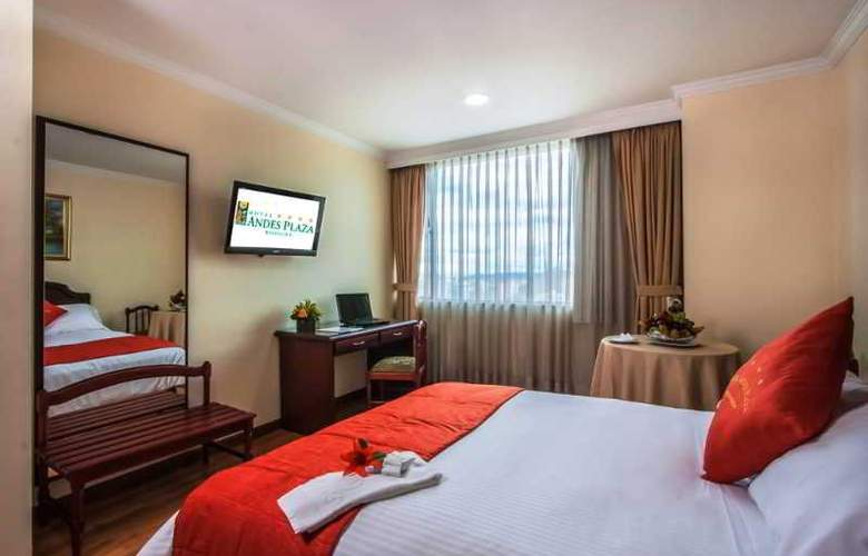 Andes Plaza - Room - 12