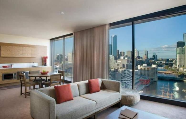 Hilton Melbourne South Wharf - Room - 18