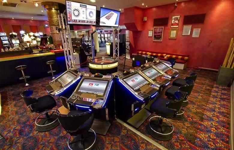 Best Western Du Casino Le Phoebus - Hotel - 42