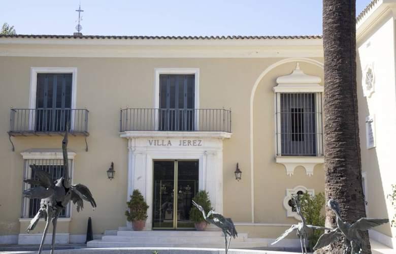Villa Jerez - Hotel - 6