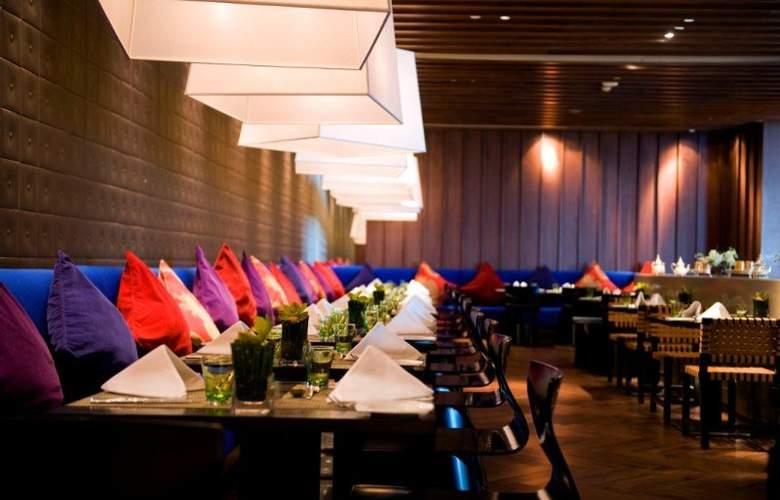 Crowne Plaza Abu Dhabi Yas Island - Restaurant - 6