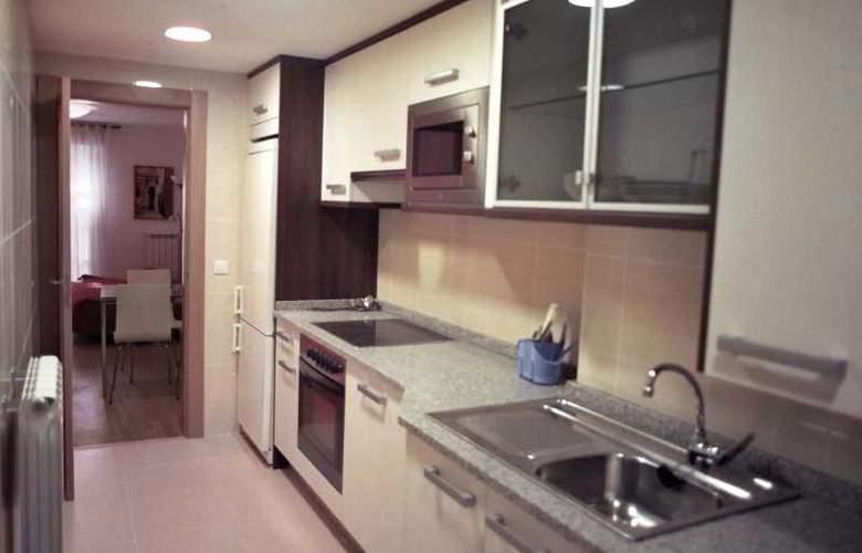 Auhabitat Zaragoza apartamentos - Room - 6