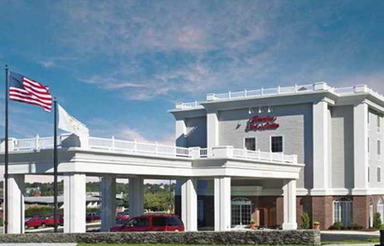 Hampton Inn & Suites Newport Middletown - Hotel - 4