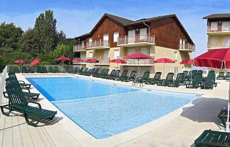 Zenitude Evian-les-Bains Les Terrasses du Lac - Pool - 8