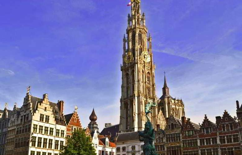 Tulip Inn Antwerpen ( Ex Campanile Antwerpen ) - Hotel - 21