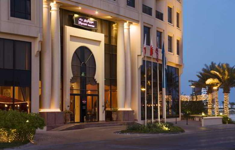 Mercure Grand Hotel Seef, All Suites - Hotel - 1