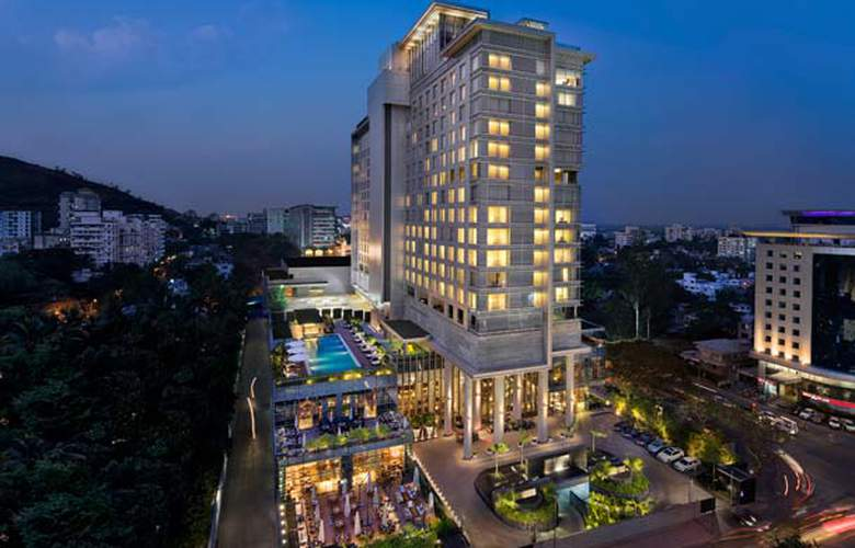 JW Marriott Hotel Pune - General - 1