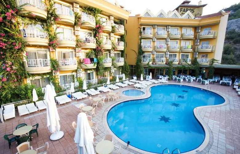 Grand Hotel Faros - Pool - 7