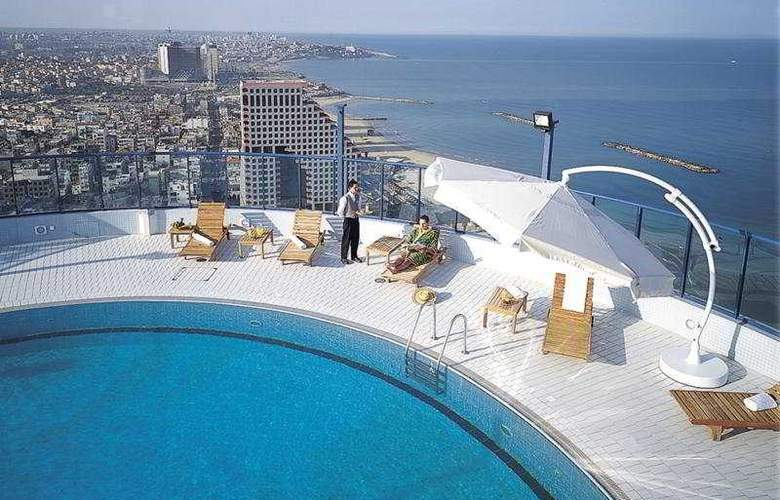 Isrotel Tower - Pool - 6