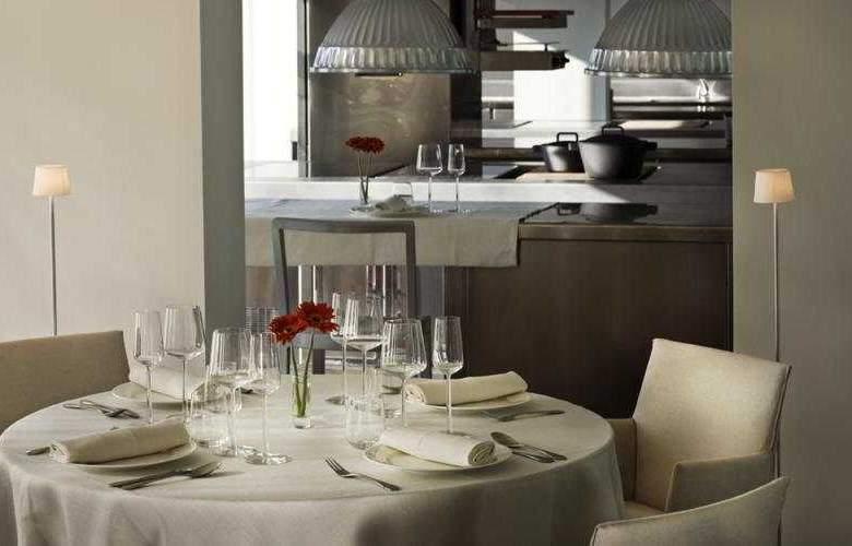 Meliá Barcelona Sky  - Restaurant - 6