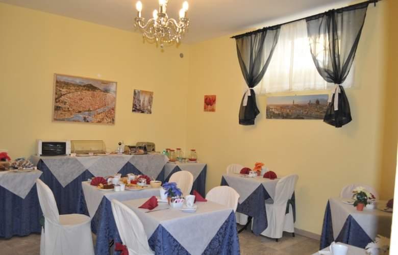 Relais Stibbert - Restaurant - 3