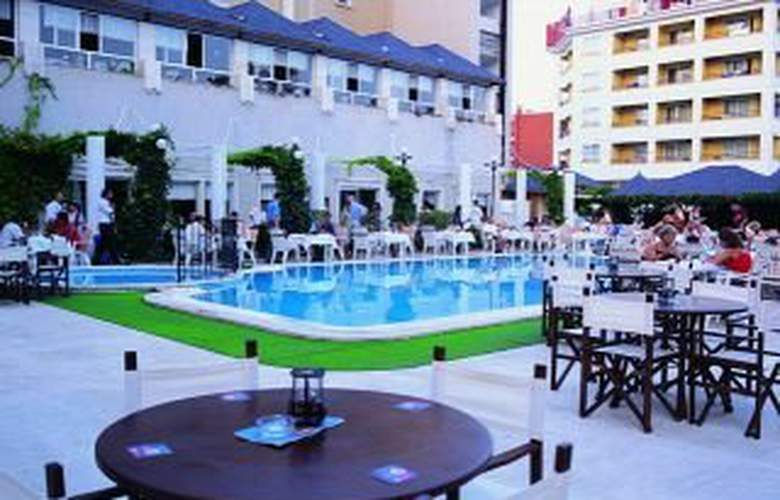 Anemon Hotel Marmaris - Terrace - 10