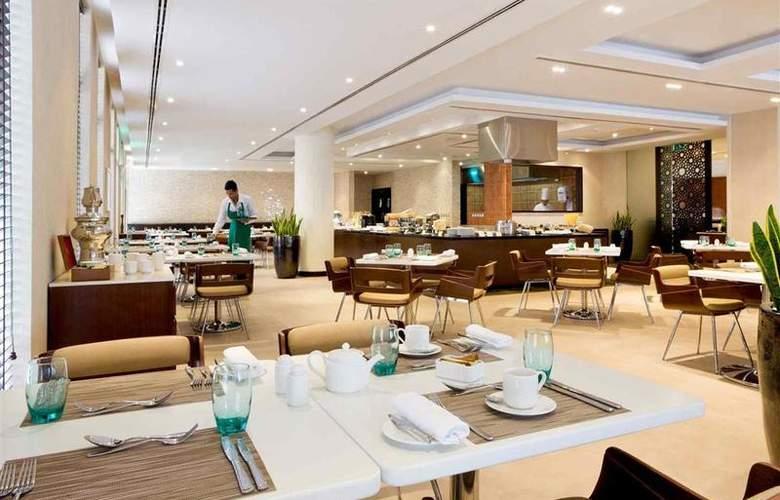 Mercure Gold Al Mina Road Dubai - Restaurant - 50