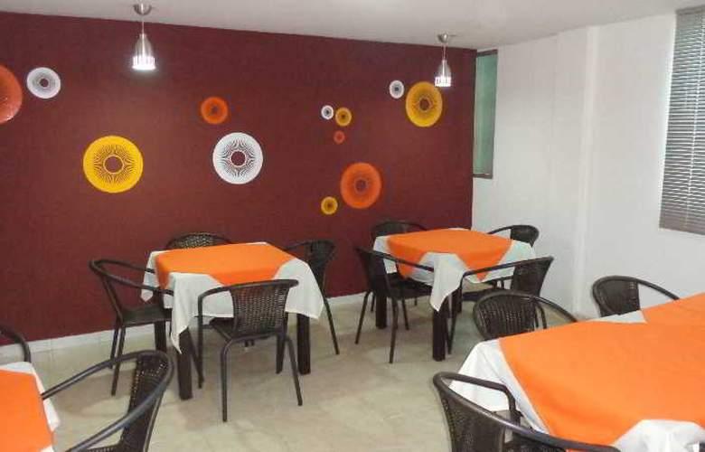 Hotel Taybo Beach - Restaurant - 2