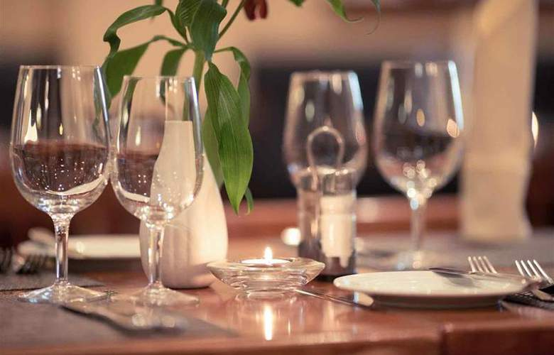 Mercure Plaza Biel - Restaurant - 64