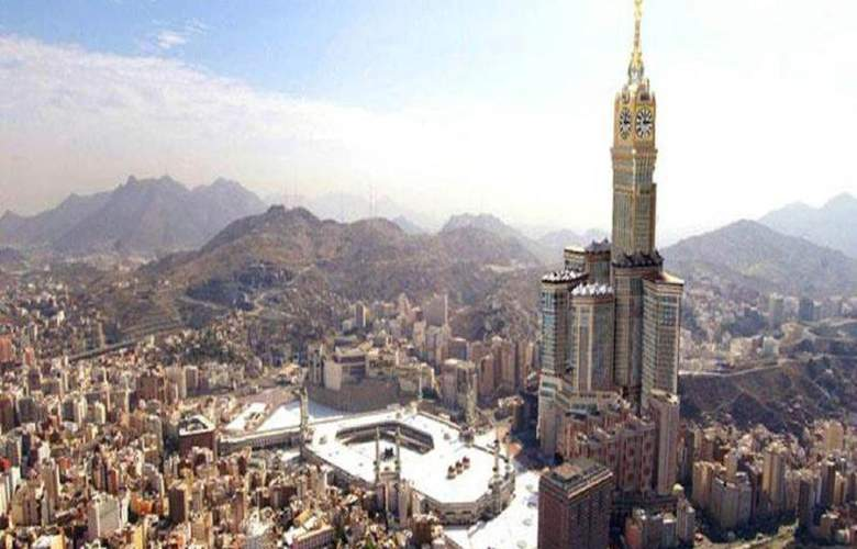 Makkah Clock Royal Tower a Fairmont Hotel - Hotel - 3