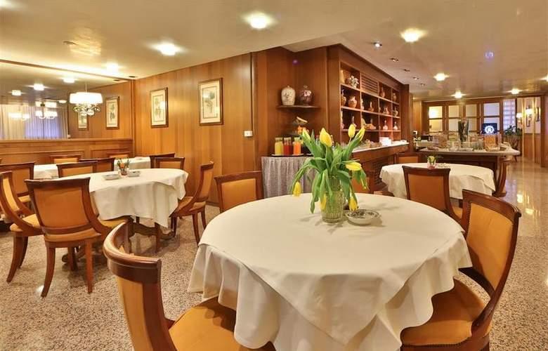 Best Western Hotel Palladio - Restaurant - 74