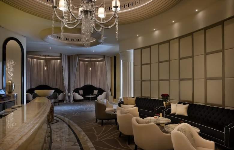 St. Regis Dubai - Bar - 3