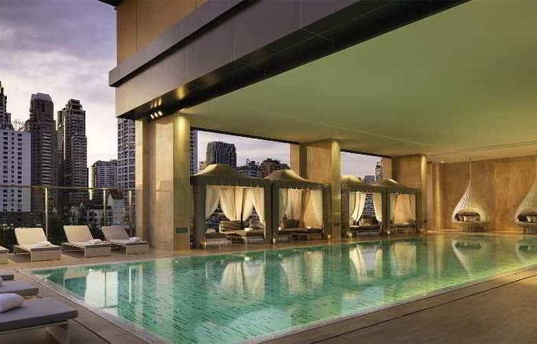 Oriental Residence Bangkok - Pool - 34