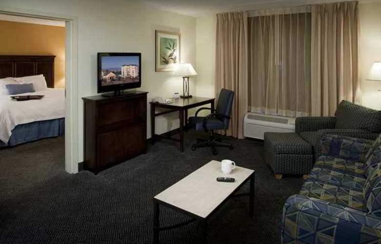 Hampton Inn & Suites Pueblo-Southgate - Hotel - 8