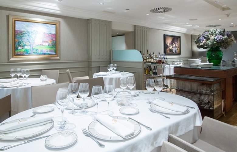 Sercotel Europa Pamplona - Restaurant - 13