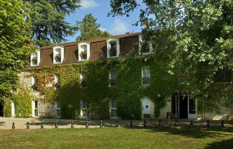 L'Orangerie du Chateau - Hotel - 11