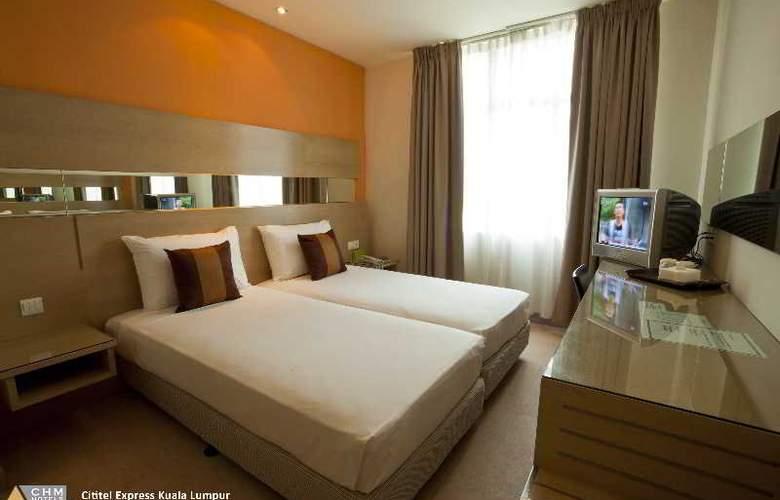 Cititel Express Kuala Lumpur - Room - 5