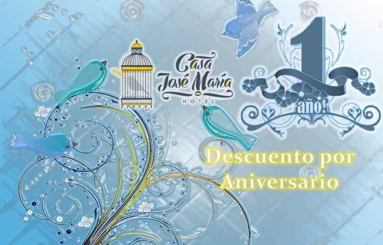 Casa Jose Maria Hotel - Hotel - 2
