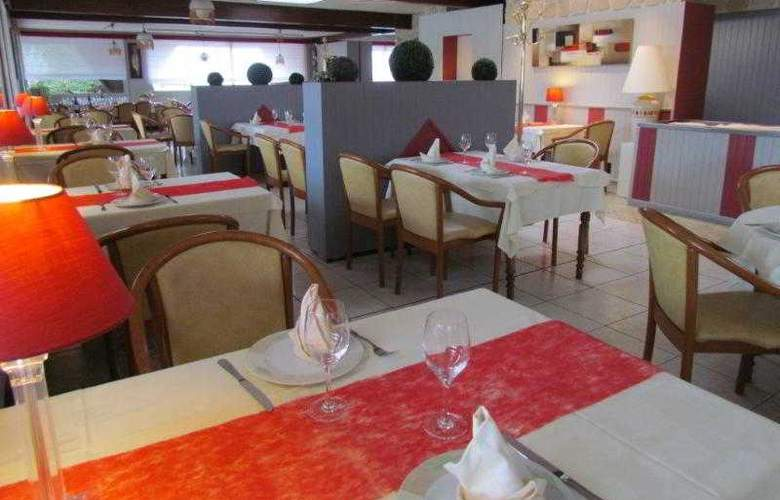 INTER-HOTEL Aquilon - Restaurant - 28