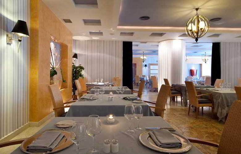Elba Estepona Gran Hotel & Thalasso Spa - Restaurant - 23