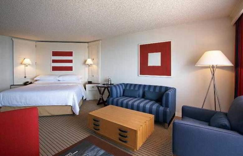 Sheraton San Diego Hotel & Marina - Room - 40