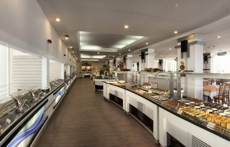 Hotel Ephesia - Restaurant - 7