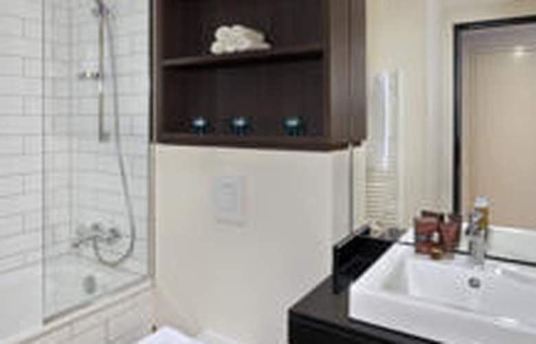 Citadines City Centre Frankfurt - Room - 8