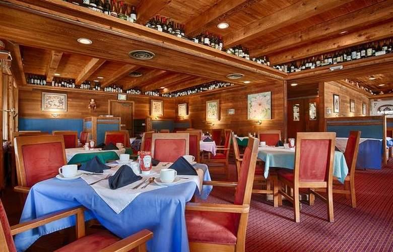 Best Western Plus Station House Inn - Restaurant - 62