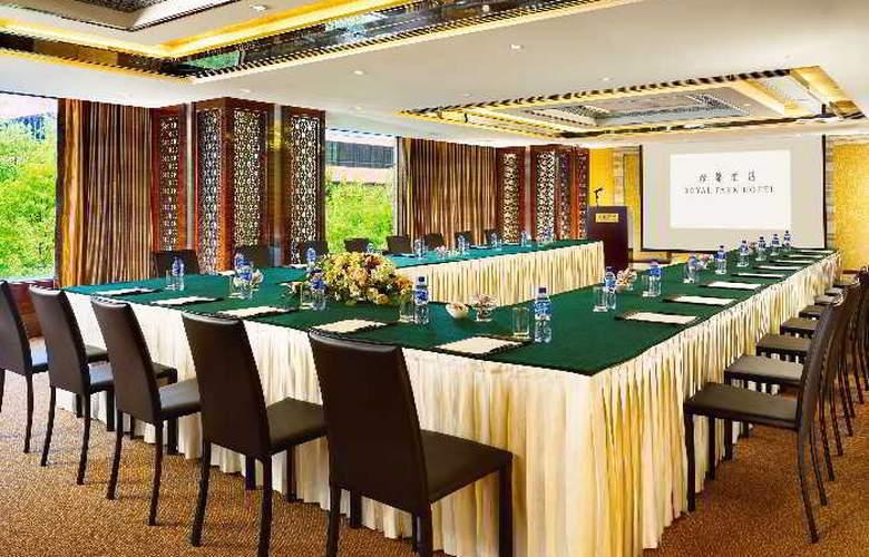 Royal Park Hotel Hong Kong - Conference - 8