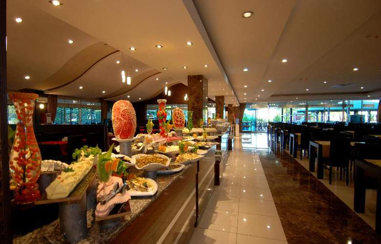 Maya World Hotel Belek - Restaurant - 87