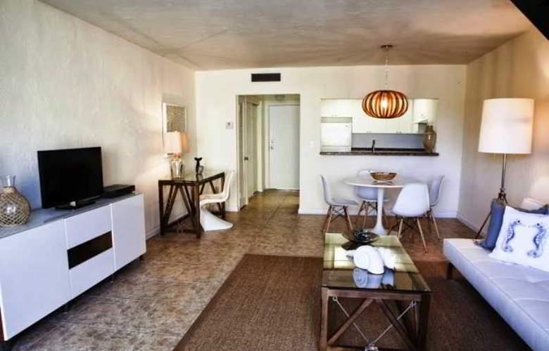 Coral Reef Suites Key Biscayne Mia - Room - 0
